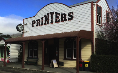 Letterpress and all things related to printing at the Ferrymead